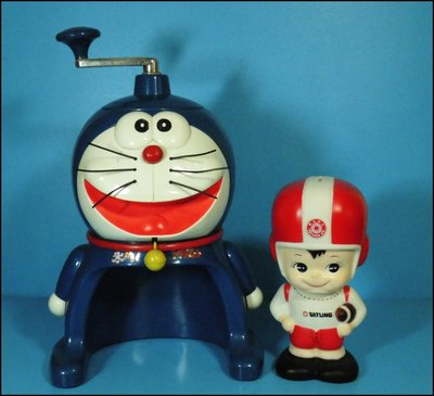 *1983年*日本製*小叮噹*古董刨冰機*哆啦A夢*