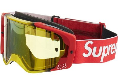 「Rush Kingdom」代購 Supreme Honda Fox Vue Goggles Red 護目鏡