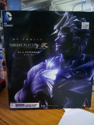 PlayArt改 no.6 DC 超人superman  全新未開 squarc enix 81423 buy