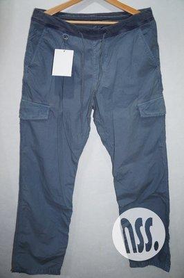特價「NSS』SOPHNET WAIST RIB EASY IN POCKET CARGO PANT 洗舊工作褲 L
