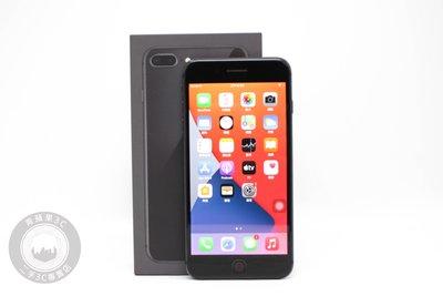 【台南橙市3C】Apple iPhone 8 Plus 256G 256GB 太空灰 5.5吋 #62938