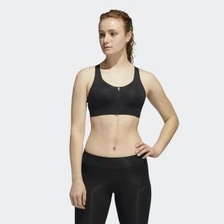 南 2020 1月 ADIDAS STRONGER FOR IT SHAPED BRA FJ7172 黑 運動內衣 女