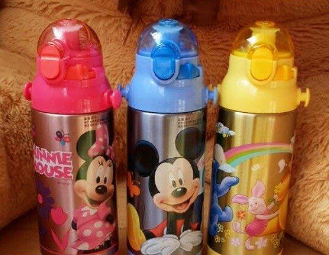 樂多百貨 迪士尼真空彈蓋保溫水壺配件-直飲上蓋【加購區】