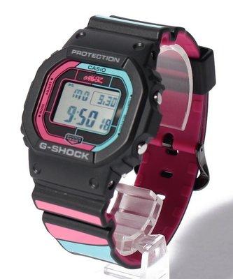 佐敦門市 現貨 100% 全新 Casio G-Shock x Gorillaz GW-B5600GZ-1 Limited Edition 一年保養