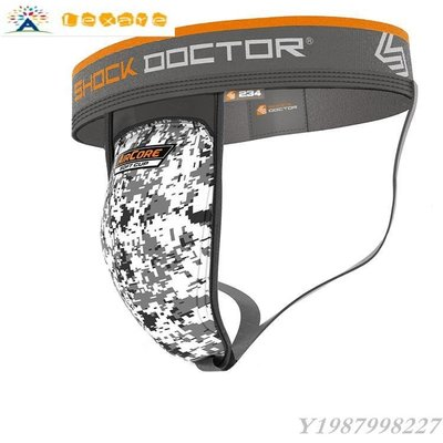 ❀Lexare❀Shock Doctor Supporter W/Aircore Hard Cup 護襠 護具 護陰