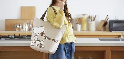 代購現貨 日本史努比手提袋 購物袋
