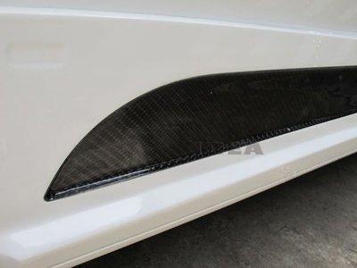 泰山美研社A1631 VW TIGUAN 側裙 套件 後下巴 ABT 式樣 另可包覆碳纖維