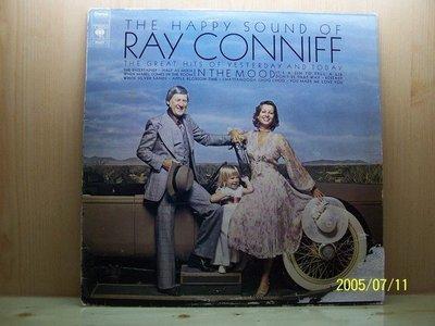 【流行LP】999.Ray Conniff:Turn around look at me專輯,2LPs