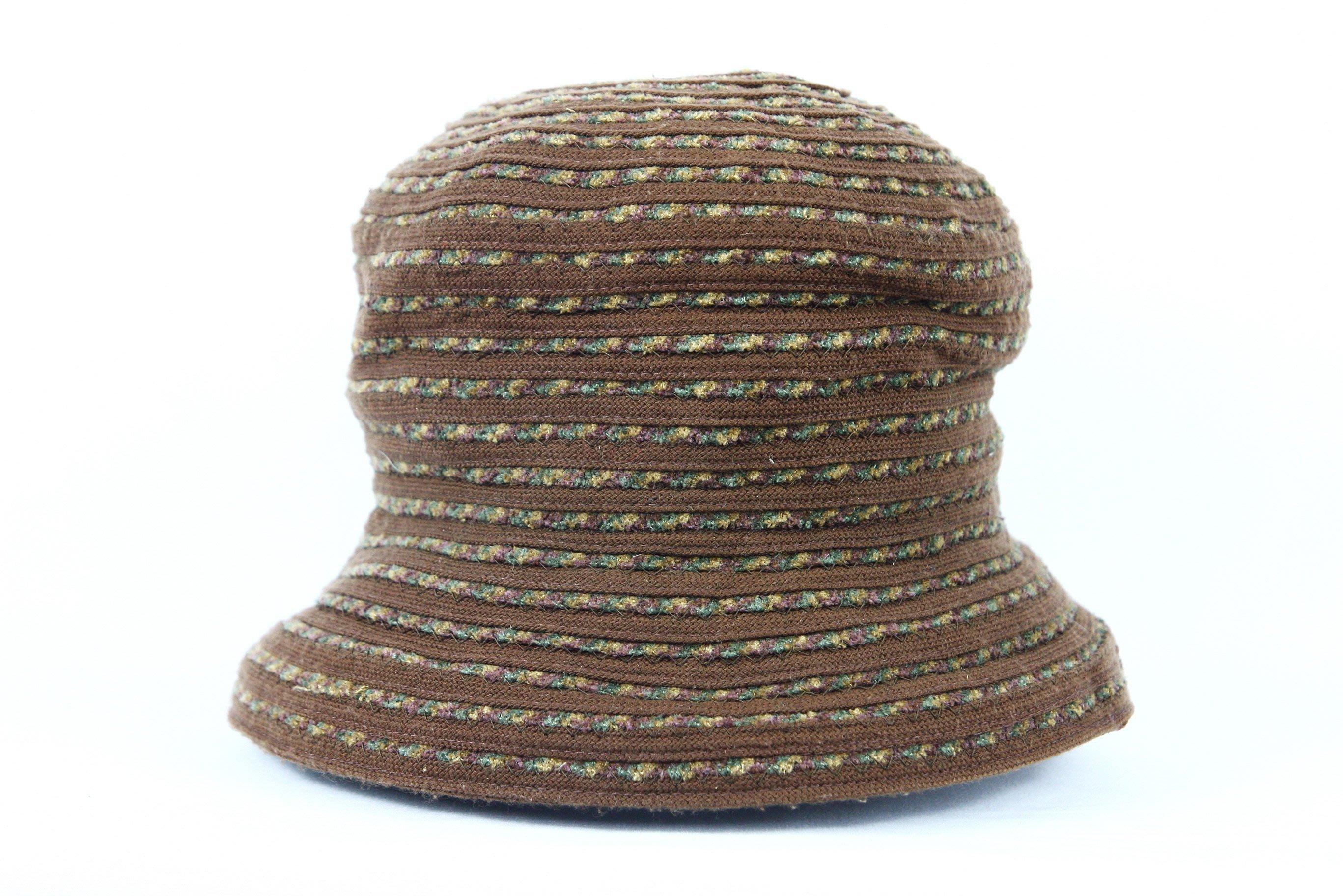 【古物箱~霹靂膠囊】日本品牌 千代田 日式 仿羊毛 禮帽 漁夫帽 (二手 古著 老件)