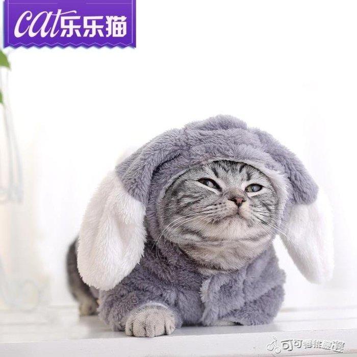 貓衣服 貓咪衣服秋冬小型可愛小奶貓幼貓無毛貓加菲英短可愛小貓衣服冬季