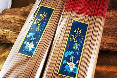 立香【和義沉香】《編號B113》『青洲板沉立香』手工立香 尺3/尺6立香十斤裝