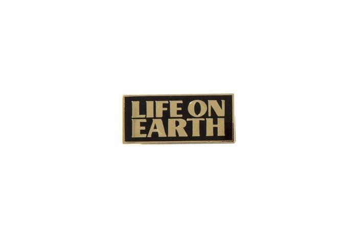 "[ LAB Taipei ] JOE GARVEY ""LIFE ON EARTH PIN"""