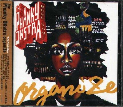 K - The Phanky OKstra - OrganiZe - 日版 - NEW
