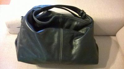 +四季心晴+真品 Furla 黑色 氣球小包