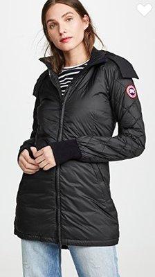 [預購] 美加空運 保證正品 Canada Goose Stellarton Coat 頂級羽絨外套 黑