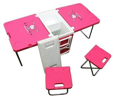 41+現貨免運費 Hello Kitty 凱蒂貓 冰箱座 露營系列 #小日尼三 團購 批發 有優惠 # 廠商配送