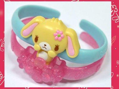 【小逸的髮寶】麥當勞2008年玩具~花花兔手環組!