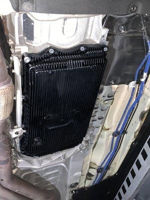 ☆光速改裝精品☆ BMW ZF 8速變速箱油底殼含螺絲8HP45/F20/F21/F25/F10/F11/E91/E92