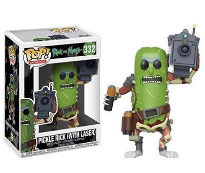 代購 FUNKO POP Animation 瑞克和莫蒂 醃黃瓜瑞克 Pickle Rick 預購