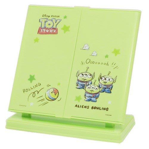 代購現貨  日本迪士尼玩具總動員/ 愛麗兒/米奇米妮  桌面支架鏡/三面鏡