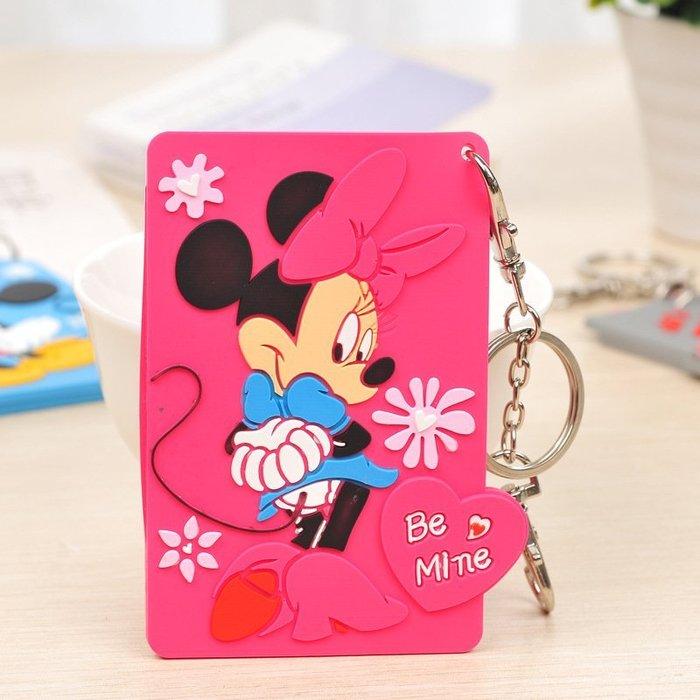 米奇 米妮 迪士尼 disney 卡套 卡通 悠遊卡 證件卡套 卡片夾 草莓熊雜貨店