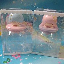 雙子星店 Sanrio Little Twin Stars 雙子星 膠儲物樽仔禮盒裝一對 日本
