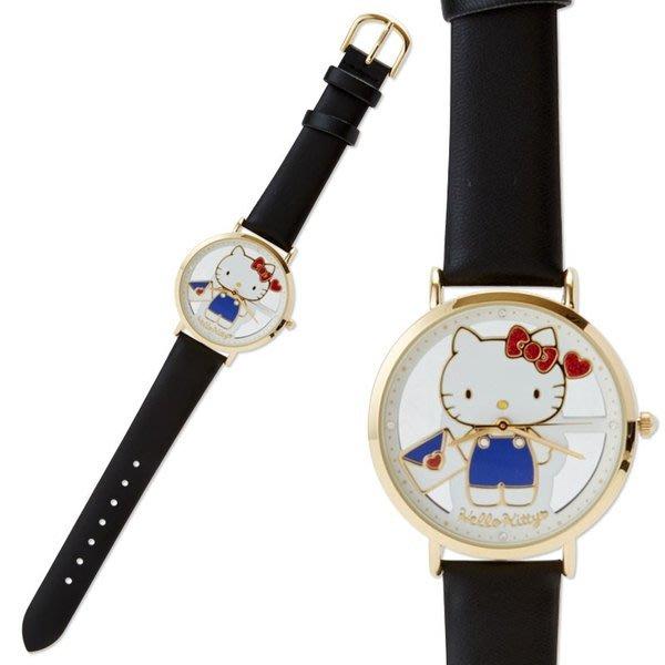 41+ 現貨不必等 正版授權  Hello Kitty 皮革錶帶碗錶手錶 4901610838242 my4165