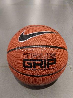 【Dr.Shoes 】 Nike True Grip 專業籃球 磚紅色 BB0509-801