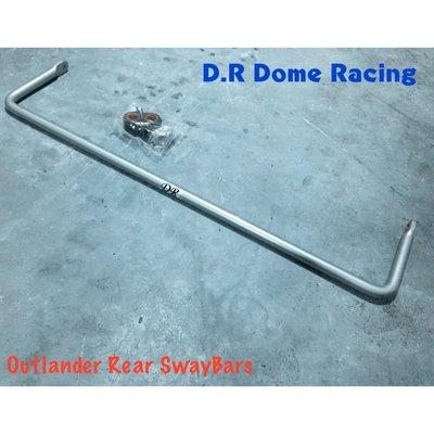 『通信販售』D.R DOME RACING OUTLANDER 後防傾桿 22mm MITSUBISHI 2WD