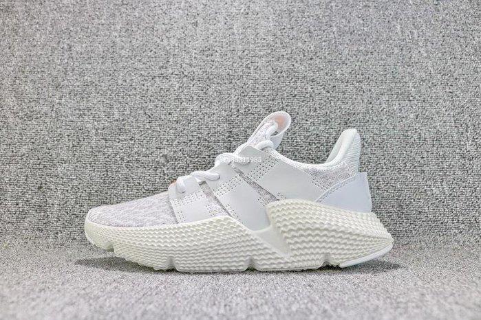 Adidas Prophere Undftd 白色 百搭 雪花 刺猬 休閒慢跑鞋 男女鞋 CQ2542