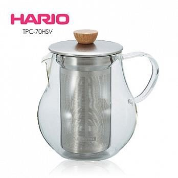 ~禾咖啡~ HARIO Tea Pitcher 極簡花茶壺700ml TPC~70HSV只