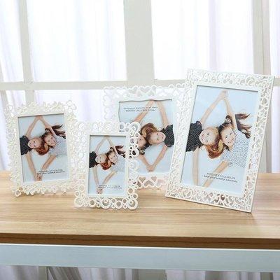 店長嚴選歐式現代簡約相框擺臺7寸6 8 10寸七寸兒童照片框創意畫框相片框