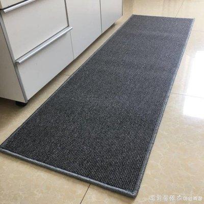 廚房地毯地墊長條耐臟防滑吸油吸水家用門墊可洗定制尺寸50*150cm NMS