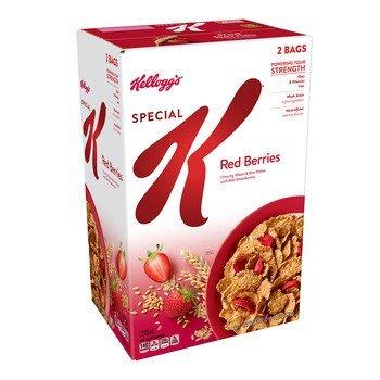 【JM媽咪】costco好市多代購 Kellogg's Special K 草莓早餐脆片 1.2公斤 #1282434
