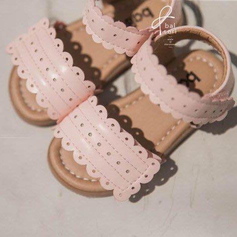 『※妳好,可愛※』韓國童鞋 Babyzzam 正韓 甜美緞帶風涼鞋 勃肯涼鞋 魔鬼氈涼鞋 (2色)