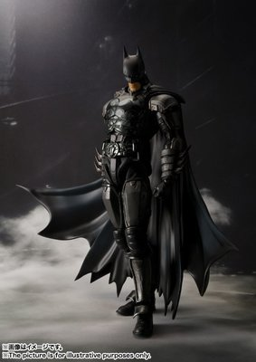 [APPS STORE]S.H. Figuarts SHF 蝙蝠俠 公仔 模型 BATMAN PVC