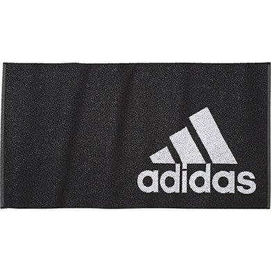 FOCA ☆ ADIDAS TOWEL L 愛迪達 運動毛巾 小毛巾 小浴巾 黑色 雙面 黑白 DH2860 棉質 台北市