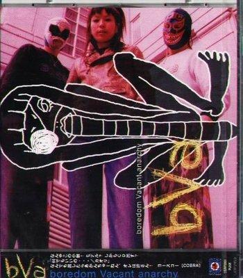 K - bVa - boredom Vacant anarchy - 日版 - NEW