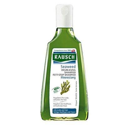 【SEVEN SHOP】【瑞士RAUSCH   海藻洗髮精(200ml/瓶)】3瓶免運費