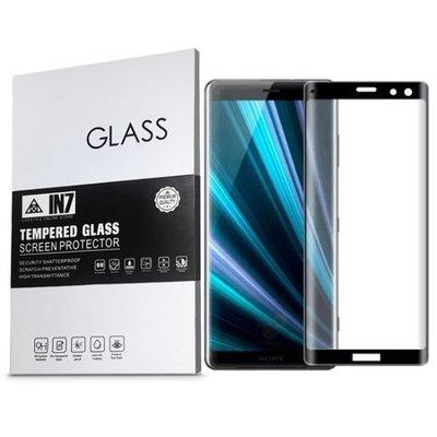 IN7 SONY Xperia XZ3 (6吋) 高透光3D滿版9H鋼化玻璃保護貼 疏油疏水 鋼化膜