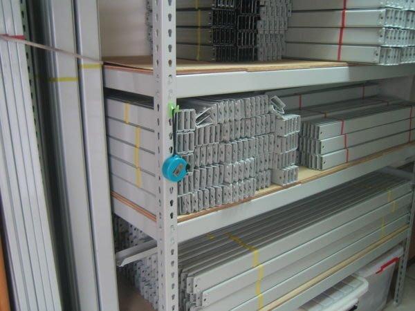 (全省配送)免螺絲角鋼.收納櫃/高6尺長6尺深2尺4層9mm木板2700