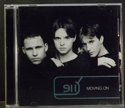 CD 911-MOVING ON~CH~