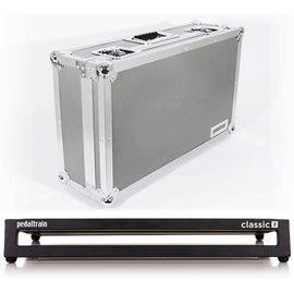 ☆ 唐尼樂器︵☆ Pedaltrain Classic 2 效果器板+飛行箱(60.9x31.7公分)(全系列進駐唐尼)