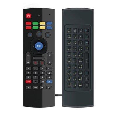 【划算的店】安博 遙控器 3D體感 空中飛鼠(含中文鍵盤)