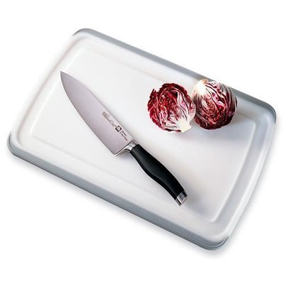 全新-Large Grooved Cutting Board 設計款/砧板/正反面兩用/有刻度/有湯汁凹槽/切菜板