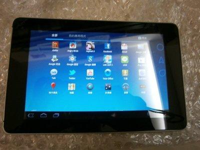 全新7吋通話平板 huawei mediapad sim槽損壞無法插卡 缺後蓋 附盒裝