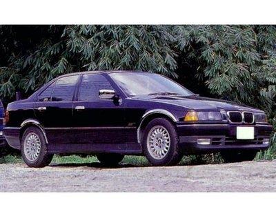 【UCC車趴】BMW 寶馬 E36 3系 92 93 94 95 96 97 98 高級 鍍鉻後視鏡蓋 一組650