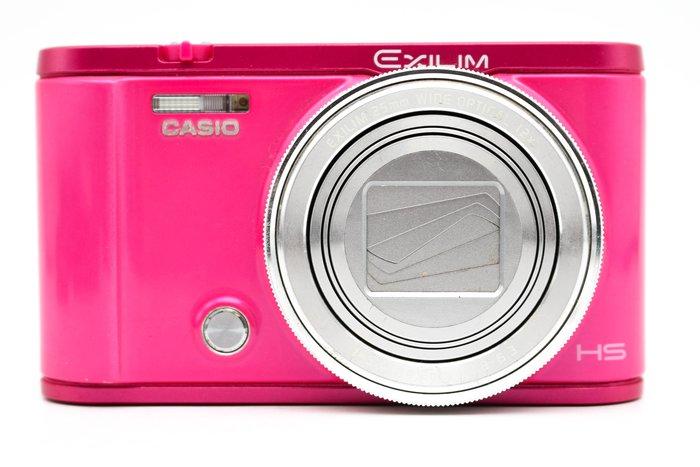 【高雄青蘋果3C】Casio EX-ZR3600 EX-ZR-3600 桃紅 公司貨 二手相機 數位相機 #37008