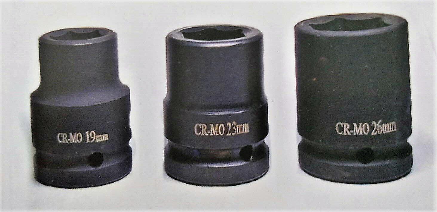 金便宜! 8mm~14mm 4分套筒 短 黑鋼 1/2 氣動套筒 螺絲螺帽 拆卸 六角 長套筒 4分 六角套筒 台灣製