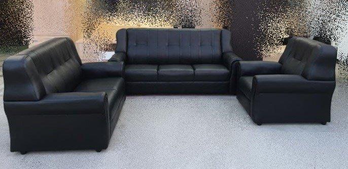 宏品二手傢俱館~ 熱賣款A-111全新123皮沙發組 傢俱工廠出清電視櫃茶几衣櫃2手傢俱買賣
